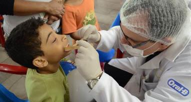 Dentista do Bem faz maior triagem do mundo